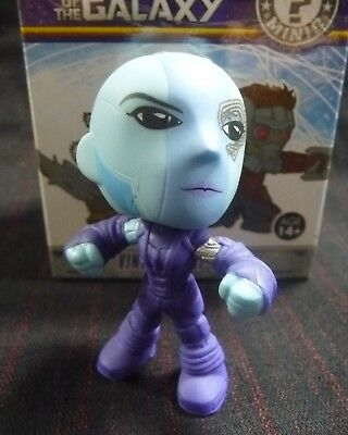 Marvel Guardians of the Galaxy - Mystery Minis - Nebula - Funko