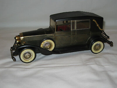 Vintage 1928 Lincoln Model L AM Transistor Radio