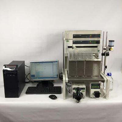 BUCHI Sepacore Preparative Flash Chromatography System X50 MPLC not Biotage ISCO