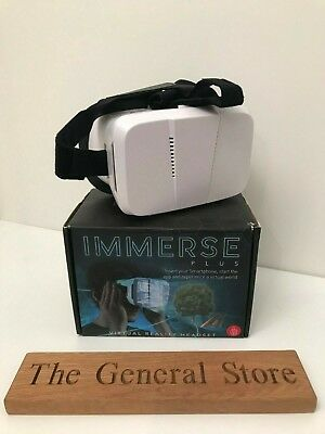 0437780c1211 Thumbs Up Immerse Plus Virtual Reality Headset 3D VR Smartphone Glasses