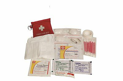 St Johns First Aid - Pouch - 23 Components Sjf T1-Travel First Aid Kit Small