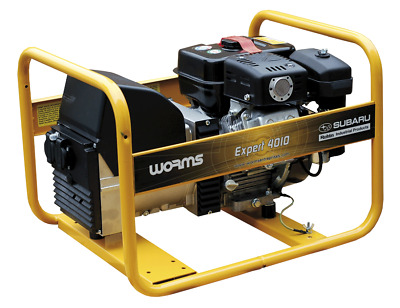 Groupe Electrogene WORMS Expert 4010X 3.3kW