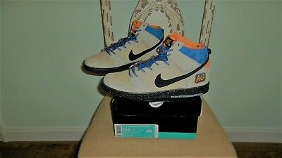the best attitude a3743 c0cf7 NIKE DUNK HIGH PREMIUM SB - Acapulco Gold - Size 10.5 - 313171 207 - New