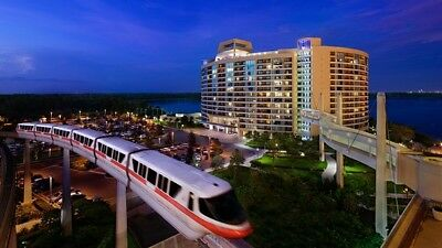 Timeshare and 160 Annual Points Bay Lake Tower at Disney's Contemporary Resort!