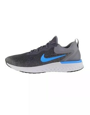 0807183eac90 Nike ODYSSEY REACT FLYKNIT UK 10 EU 45 GREY Photo Blue Running Shoes A09819 -008