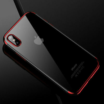 Case for Apple iPhone 7 8 Plus XS XR X Cover 360 Luxury Thin Shockproof Hybrid