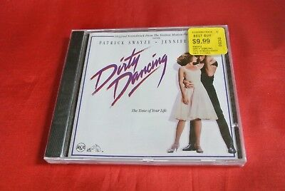Dirty Dancing [Original Picture Soundtrack] Swayze Import Canada CD NEW