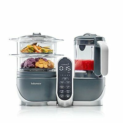 Babymoov Nutribaby+ Processor food for baby to the steam and blender New