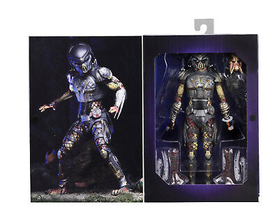 "The Predator (2018) FUGITIVE 7"" Scale Ultimate Action Figure NECA In Stock"
