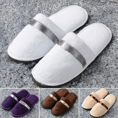 Women Cool Shoes House Warm Sandals Soft Comfy Winter Slippers Mens Indoor Home