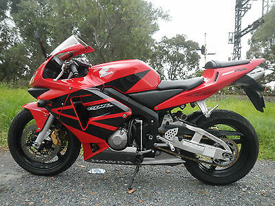 Honda Cbr600Rr, Runs And Rides Awesome! Very Popular Model! Priced To Sell
