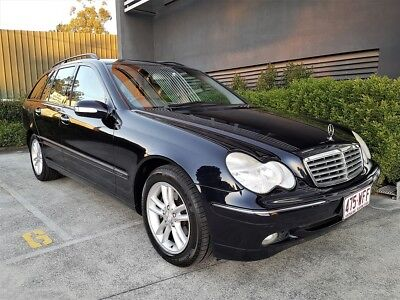 2003 Mercedes-Benz C200 Kompressor Wagon 174km W203