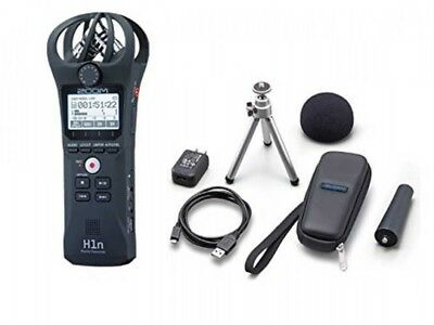 ZOOM Handy Recorder H1n + Accessory Pack APH-1n Set From Japan with Tracking