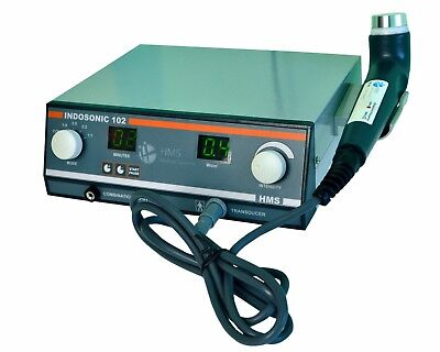 New Portable Ultrasonic Therapy 1 Mhz Suitable Underwater Approved Machine BJH&I