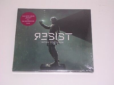 Within Temptation - Resist Cd Mint/brand New/sealed + Free Uk P&p