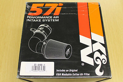 K&N 57i Performance Air Induction Kit 57-0190-1-Customer Return-Minor Box Damage