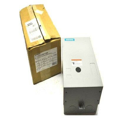 Neuf Siemens LCE01C007120A Convertible 30A 600V Eclairage Contacteur W/120V