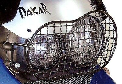 BMW R 1150 GS / Adventure Lamp protection grille Black BY HEPCO AND BECKER