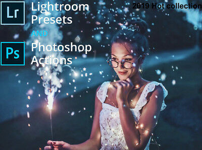 500+ Professional Light room Presets & Photo shop Action pack +  PDF 2019 NEW