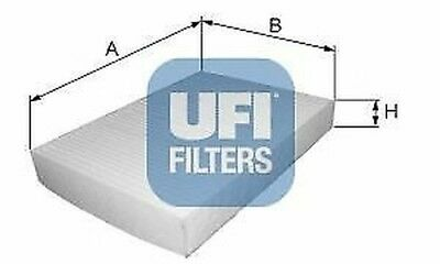 UFI FILTERS 53.143.00 Filtre DHabitacle