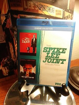 The Spike Lee Joint Collection, Vol. 1 (25th Hour & He Got Game) - Blu-ray Set