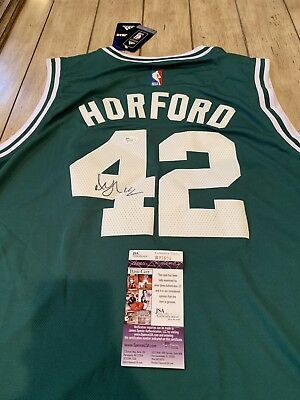 9d831c8ac BOSTON CELTICS ISAIAH Thomas Autographed JSA Swingman Jersey Signed ...