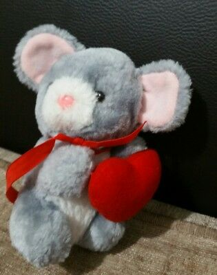 """valentines day teddy bear gift with love heart toy 5"""""""
