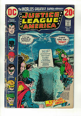 Justice League of America Vol. 1 - #103 | DC Comics 1972 Bronze Age Free UK P&P