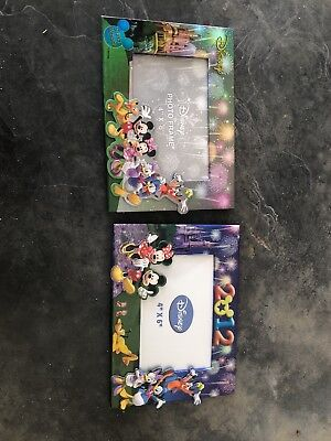 Disney Picture Frames, 2012 and Undated