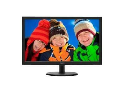 Monitor Led Philips 21,5'' Full Hd (1080p) V-line 223V5LSB2