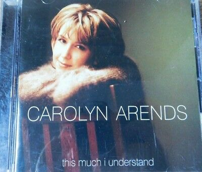 Carolyn Arends: This Cuanta i Understand (1999, CD)
