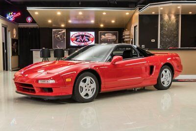 1992 Acura NSX  2 Owner, 69k Original Miles! Original Drivetrain, C30A 3.0L V6, 5-Speed Manual