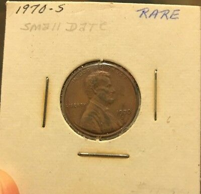 1970-S  Lincoln Cent  Coin RARE LOW PRICE!