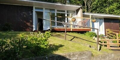 Holiday Chalet To Let -Tywyn Snowdonia Wales.