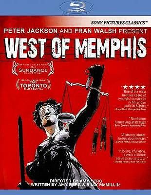 Blu Ray West of Memphis NEW SEALED