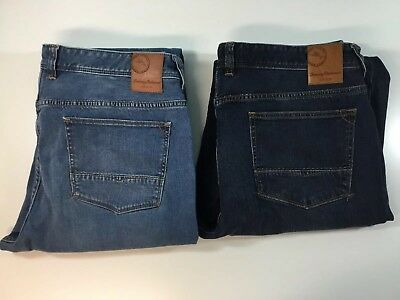 1f4345cbb Lot of 2 Tommy Bahama Sand Drifter Authentic Straight Fit Men's Jeans Size  40