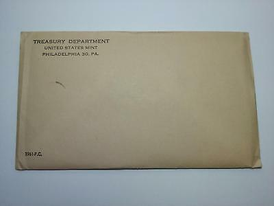 1961 - Silver Proof Set - Unopened RARE? - With Sealed US Mint Envelope