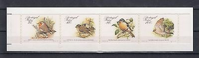 Timbre Stamp  Carnet Ile Madere Y&t#c125A Oiseau Bird Neuf**/mnh-Mint 1988 ~A46