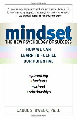NEW - Mindset: The New Psychology of Success by Dweck, Carol S.