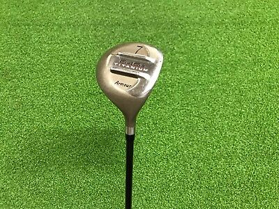 NICE Tommy Armour Golf 845s TITANIUM Fairway 7 WOOD Right RH Graphite REGULAR 7W