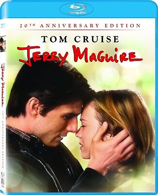 Jerry Maguire - Anniversary Edition (Blu-ray + Soundtrack CD) Region Free!