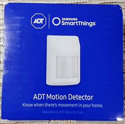 SAMSUNG SMARTTHINGS ADT Door Window Water Leak Motion Detector Sensor  Keychain