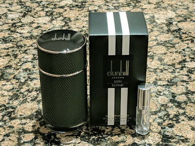 Alfred Dunhill -  Icon Racing EDP  -  5ml Sample in Refillable Atomizer