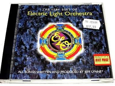 cd-album, Electric Light Orchestra - The Very Best Of, 18 Tracks, Australia