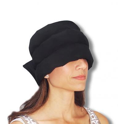 Headache Hat - The Original Wearable Ice Pack for Migraine Headaches and...