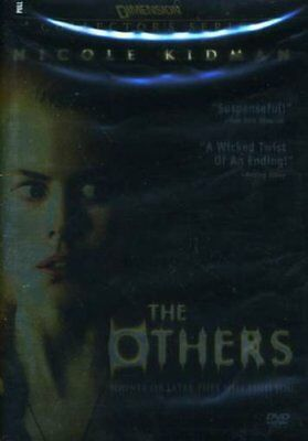 The Others Collector's Edition Two-Disc Set w/Nicole Kidman Sealed Free mailing