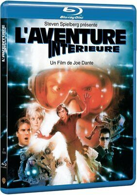 L'aventure Interieure [Blu-Ray] - Neuf