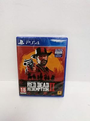 Ps4- Red Dead Redemption II (L1909)