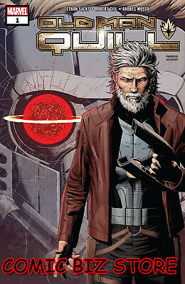 Old Man Quill #1 (Of 12) (2019) 1St Printing Christopher Main Cover Gotg Marvel