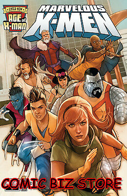 Age Of X-Man Marvelous X-Men #1 (Of 5) (2019) 1St Printing Phil Noto Main Cover